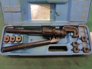 ■泉精器 T形コネクタ用 手動油圧式 圧着工具 15号 イズミ IZUMI 【0】