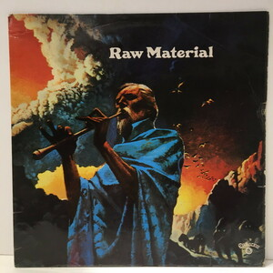 ☆即決☆【新宿ALTA】 RAW MATERIAL / RAW MATERIAL ( Z1006 )
