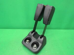 N-BOX カスタム JF1 純正 リア シートベルト キャッチ バックル H-4838