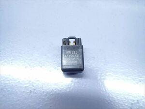 βBI11-2 スズキ ストリートマジック TR50S CA1LB (H12年式) 純正 ライトリレー 動作正常!
