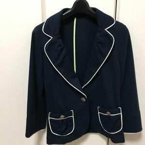 ジャケット テーラードジャケット ネイビー ブレザー 卒業式 スーツ