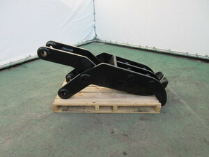 FS37 油圧ショベル 用 ハサミ ツカミ ピン径45mm アタッチメント ユンボ 重機 部品 パーツ