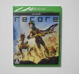ReCore 初回特典 バンジョーとカズーイの大冒険: ガレージ大作戦DL特典付き版 - XboxOne 日本マイクロソフト 希少 レア物 新品未開封品