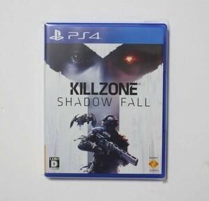 キルゾーン / KILLZONE SHADOW FALL / SONY PS4 ソニー プレイステーション4 新品同様品