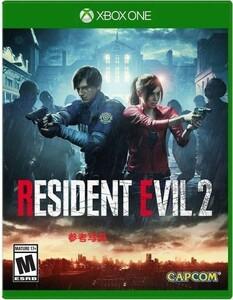 バイオハザード2/Resident Evil 2+バイオハザード オリジンズコレクション 規制なし版(輸入版:北米)XboxOne (ディスクのみ) 新品未使用品