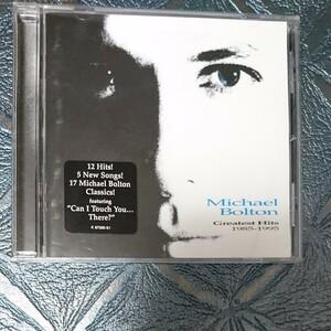 マイケル・ボルトン / グレイテスト・ヒッツ 1985-1995 輸入盤