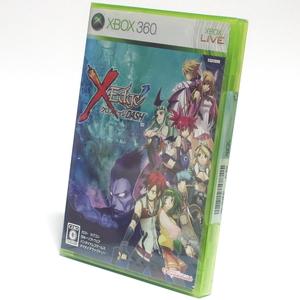 ■【未開封】クロスエッジDASH クロスエッジダッシュ Xbox360 XEdge DASH Cross Edge DASH カプコン ガスト 日本一ソフトウェア ■B