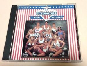 American Gladiators The Music サウンドトラック US盤/Bill Conti,Dan Milner And The Steele Penny Band,Queen等