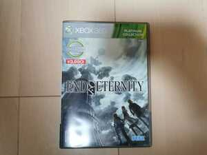 Xbox 360 エンドオブエタニティ end of eternity