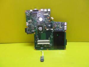 ★W255■FRONTIER FRSN マザーボード+CPU(SLGFE) 通電ok ジャンク