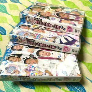 DVD アイドル×戦士 ミラクルちゅーんず! DVD BOX vol.1.2.3 セット 完結