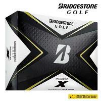 BRIDGESTONE GOLF ブリヂストン TOUR B X ゴルフボール 2020 ホワイト 1ダース12球入【USモデル】