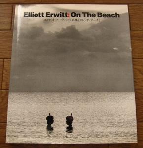絶版 希少本 On the Beach / Elliott Erwitt : エリオット・アーウィット / 限定5000部 Limited edition of 5000 / ハードカバー