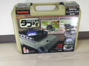 【新品未開封】イワタニ/Iwatani カセットフー カセットコンロ タフまるJr. CB-ODX-JR CBODXJP