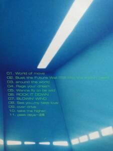 move☆アルバム2枚セット☆electrockとSYNERGY♪送料250円か370円(追跡番号あり)訳ありです。