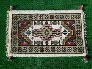 ギャッベ◆ペルシャ絨毯◆アンティーク 家具◆北欧◆骨董◆茶道 華道◆【j-#38】