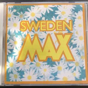 CD/スウェーデンMAX/メイヤ、ソフィー・セルマーニ、トランポリンズなど/スウェーデン・ポップス/オムニバス