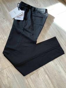 モンクレール Moncler ブラックパンツ スラックス ブラック 黒