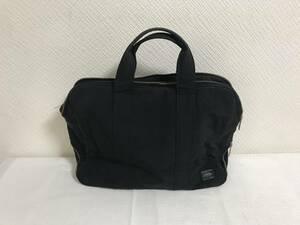 本物ポーターPORTER吉田カバンナイロンハンドトートミニボストンバッグトラベル旅行ビジネスバック黒ブラックメンズレディース