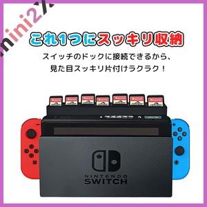 ゲームカード 収納 安全 保護 おしゃれ スッキリ 任天堂 スイッチ Nintendo Switch ゲーム ソフト カード ケース 28枚