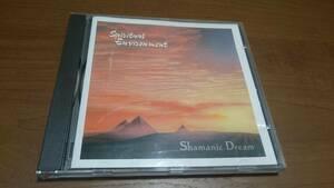 B324  『CD』 Shamanic Dream / Spiritual Environment 輸入盤