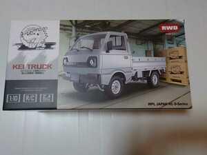 1/10スケール WPL JAPAN D12 RCトラック シルバー 新品未開封品