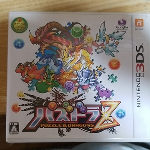 3DS パズドラZ 3DSソフト