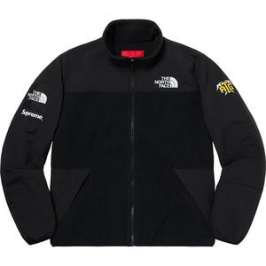 Ssize supreme 20ss north face rtg Fleece Jacket black
