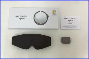 【美品使用僅か】MYTREX EYE+ マイトレックスアイプラス ホットアイマスク コードレスタイプ【MT-E2001】