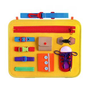 A0099 : ★人気★ モンテッソーリ 教具 玩具 教育 感覚 ボード 幼児 教育玩具 手先 運動 おもちゃ 知育玩具 就学前 幼児