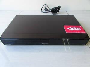 中古 TOSHIBA Blu-rayレコーダー【DBR-C100】  B-casカード付 C00844