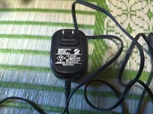 Panasonic パナソニック シェーバー用 ACアダプター RC1-67