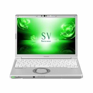 パナソニック Let's note CF-SV72DDQR/12.1インチ/Core i5/HDD1TB/メモリ8GB/Win10 Pro/Office365付属/シルバー/量販店展示品