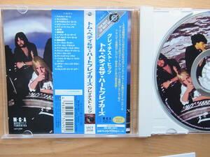 CD トム・ペティ&ザ・ハートブレイカーズ グレイテスト・ヒッツ