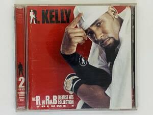 即決CD R.KELLY / the R. in R&B greatest hits collection volume 1~R.ケリー ベスト / アルバム 2枚組 セット買いお得 R01