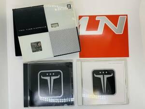即決CD TMN(TM NETWORK) / TIME CAPSULE all the singles / TMネットワーク / 初回盤 2枚組 フォトブック付 アルバム 2枚組 U01