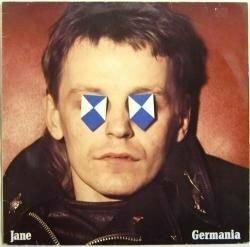 JANE / GERMANIA / 0060.519【BRAIN ドイツ盤】[LPレコード]
