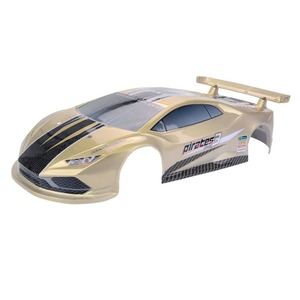 ZD Racing 1/10 RCドリフトオンロードカーボディシェルfor LRPヨコモツーリング