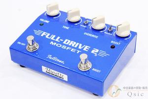 [良品] Fulltone FULL DRIVE 2 MOSFET 世界中で愛用されてきたロングセラー/チューブアンプとの相性も抜群 [XG100]
