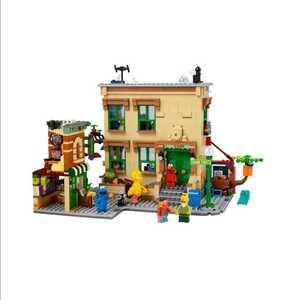 完売 新品 レゴ LEGO セサミストリート 2132 アイデア 123 lego セサミ 限定品 カウズ レゴブロック 国内正規品 エルモ クッキーモンスター