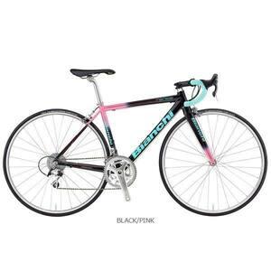 【メンテナンススタンドプレゼント】Bianchi ビアンキ FENICE PRO CENTAUR BlackPink サイズ:53【新品未使用】