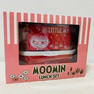 MOOMIN ランチセット ムーミン お弁当箱 ランチボックス