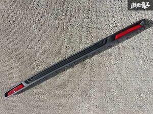 ホンダ純正 JH1 JH2 N-WGN Nワゴン カスタム リアバンパー ガーニッシュ パネル 71502-T6G-J0 リフレクター