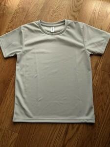 ドライTシャツ グレー 半袖Tシャツ