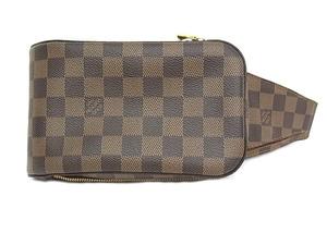 ルイヴィトン Louis Vuitton LV ジェロニモス ダミエ N51994 メンズ ボディバッグ 【中古】【程度A】【美品】
