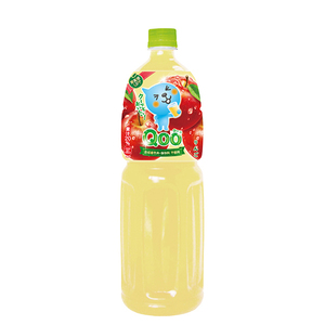 ミニッツメイド Qoo りんご 1.5l 6本 (6本×1ケース) ペットボトル PET フルーツジュース 果汁 アップルジュース【送料無料】