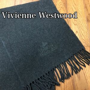 Vivienne Westwood ヴィヴィアンウェストウッド マフラー カーキ