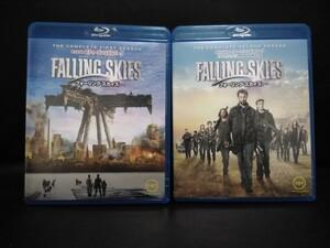 海外ドラマ Blu-ray フォーリング スカイズ 1・2シーズン コンプリート