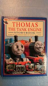 英語絵本「機関車トーマス/Thomas The Tank Engine-Storybook‐」Rev.W.Awdry著