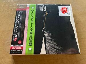 新品未開封 SHM-CD ザ・ローリング・ストーンズ / スティッキー・フィンガーズ THE ROLLING STONES STICKY FINGERS 来日記念盤 高音質
